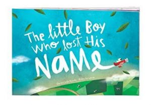 Amazon Lit Bebe Charmant Amazon the Little Boy who Lost His Name Personalized Book
