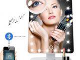 Amazon Lit Bebe Frais Amazon Makeup Mirror with Bluetooth Bluetooth Lighted Mirror