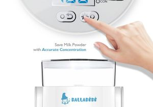 Amazon Lit Bebe Génial Amazon Balla Bébé M1 Auto Baby Milk Maker Instant Heating Baby