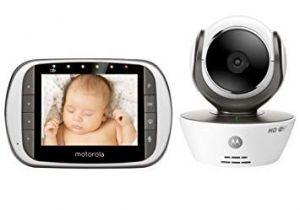 Amazon Lit Bebe Inspiré Amazon Motorola Mbp853connect Dual Mode Baby Monitor with 3 5
