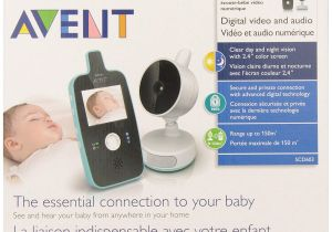 Amazon Lit Bebe Luxe Amazon Philips Avent Digital Video Baby Monitor with Night