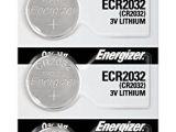 Amazon tour De Lit Impressionnant Amazon Energizer 2032 Battery Cr2032 Lithium 3v 1 Pack Of 5