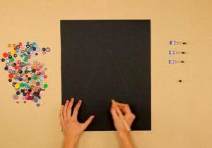 Comment Faire Tenir Une Tete De Lit Élégant Loisirs Créatifs Avec Des Boutons Youjustdo