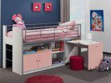 Echelle Pour Lit Mezzanine Fraîche Rideau Pour Lit Mezzanine Génial Lit Enfant Rose Lits Superposés