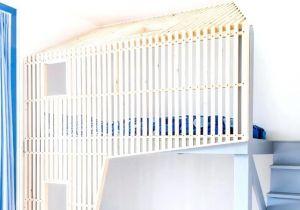 Fabriquer Lit Mezzanine Inspirant Fabriquer Un Lit Mezzanine Beautiful 40 Meilleur De Impressionnant
