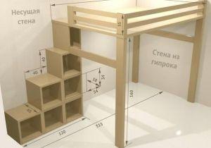 Fabriquer Lit Mezzanine Le Luxe Fabrication Dun Lit Mezzanine Sur Mesure En Bois Massif Lit