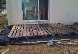 Fabriquer Une Tete De Lit En Lambris Frais Lit Sur Palette Lesmeubles Tete De Lit Lambris Sur Le Taates De Lit