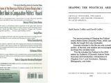 Faire Un tour De Lit Le Luxe Pdf Context and Causal Mechanisms In Political Analysis