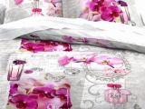 Linge De Lit De Luxe Douce Parure De Lit Rose Unique Housse De Couette Noir Et Rose Luxe Housse