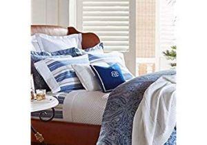 Linge De Lit Ralph Lauren Frais Amazon Ralph Lauren Hathersage Emilia King Flat Sheet Home