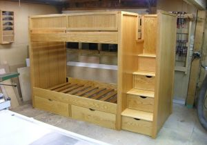 Lit 2 Places Bois Fraîche Bunk Bed Plans