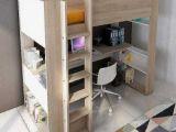 Lit 2 Places Impressionnant Lit 2 Places En Hauteur Lit Bureau Frais Bureau 2 Places Beau Wilde