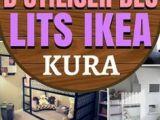 Lit Avec toboggan Ikea Agréable 26 Meilleures Images Du Tableau Lit Enfant Ikea