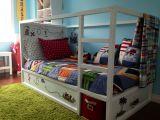 Lit Avec toboggan Ikea Beau Ikea Bunk Bed Made Into A Pirate Ship Ikea Hacks