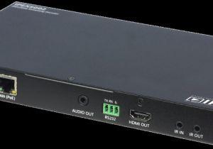 Lit Bébé Au sol Bel Ipex5002 Hdmi Over Ip Decoder Scalable 4k solution Over 1gb