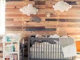 Lit Bebe Bois Joli La Chambre Bébé Lambris Habillez Vos Murs De Panneaux De Bois