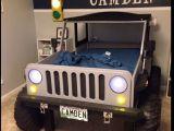 Lit Bebe Voiture Joli Plans De Lit Jeep Twin Lit Voiture Par Jeepbed Sur Etsy