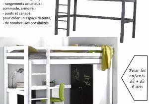 Lit Bureau Mezzanine Nouveau Lit Mezzanine Bureau Escalier Mezzanine Design Chambre élégant Lit
