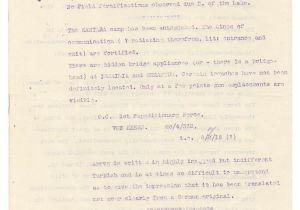Lit De Camp 2 Places Inspiré Awm4 1 9 6 Part 2 August 1916