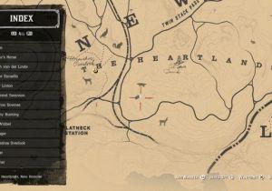 Lit De Camp 2 Places Le Luxe Dinosaur Bones Red Dead Redemption 2 Wiki Guide Ign