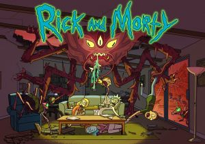 Lit De Camp 2 Places Nouveau Rick and Morty Easter Eggs References From Seasons 1 and 2