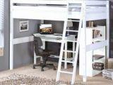 Lit Deux Places Blanc Bel Lit 2 Places En Hauteur Lit Bureau Frais Bureau 2 Places Beau Wilde