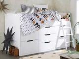 Lit Enfant Avec Rangement Beau Protection Echelle Lit Superposé Ikea Beau Les 14 Meilleures