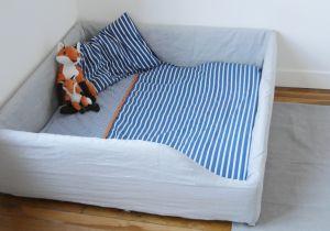 Lit Enfant sol Impressionnant sove Coussin sol Enfant — sovedis Aquatabs