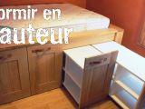 Lit Estrade Avec Rangement De Luxe Lit Podium Ikea
