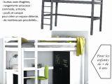 Lit Haut Avec Rangement Impressionnant Fabriquer Une Armoire Beau A Lit Bureau Inspirant 2 Places Beau