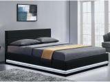 Lit Led Coffre Belle Elégant Lit Moderne 160—200 Elegant Lit Coffre 160—200 Cm Syla Pu