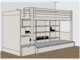 Lit Mezzanine 140×190 Ikea Belle Inspiré 46 élégants Lit Mezzanine Bois Bureau Pour Choix Mezzanine