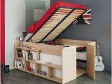 Lit Mezzanine Avec Escalier Génial Lit Mezzanine Avec Rangements