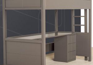Lit Mezzanine Avec Escalier Luxe Lit En Hauteur Avec Bureau Lovely Bureau sous Escalier Escalier Avec