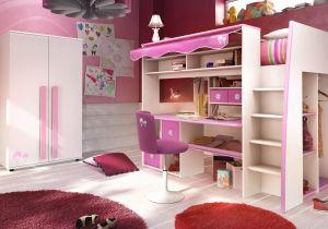 Lit Mezzanine Dressing Bel Adorable Chambre Mezzanine Enfant Sur Lit Mezzanine Fille Notice De