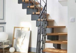 Lit Mezzanine Echelle Droite Charmant Echelle Escamotable Mezzanine Génial Escalier Métallique Intérieur