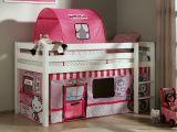 Lit Mezzanine Pour Enfant De Luxe Lit Cabane Fille Frais Lit Blanc Enfant élégant Lit En Mezzanine