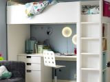 Lit Mezzanine Stuva Douce Put Your Home In Back to School Mode the Ikea Stuva Loft Bed with
