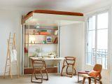 Lit Superposé 2 Places Charmant Belle Lit Escamotable Avec Canapé Avec Lit Biné Armoire Fresh Lit