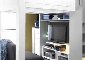 Lit Superposé Pin Inspiré Favori Lit Mezzanine Design – Ccfd Cd