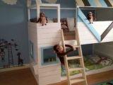 Lit Superposé Pompier Nouveau 30 Meilleures Images Du Tableau Lit Enfant Cabane