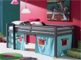 Lit toboggan Enfant Agréable Lit Mezzanine toboggan Unique Lit Avec Escalier Rangement Rangement