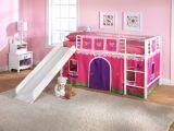 Lit toboggan Enfant Beau Lit Mezzanine toboggan Unique Lit Avec Escalier Rangement Rangement