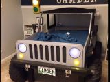 Lit Voiture Enfant Douce Jeep Bed Plans Twin Size Car Bed Brico Pinterest