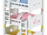 Lits Superposés 3 Places Élégant Sylvanian Families 2919 Lits Superposés  3 Couchettes Bébés