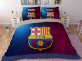 Parure De Lit 120×150 Frais Parure De Lit Fc Barcelone 2 Personne