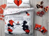 Parure De Lit 2 Personnes Disney Douce Housse De Couette Uni Ou Imprim Pour tous Les Styles Gifi Avec