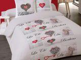 Parure De Lit 2 Personnes Disney Le Luxe Disney Amour Imprime 100 Coton 2 Personnes Parure De Couette 4pcs