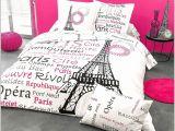 Parure De Lit En Flanelle Fraîche Parure De Lit Paris Parure Lit Fille élégant Banquette Lit 0d Simple