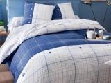 Parure De Lit Geometrique Élégant Aquablue Une Collection De Linge De Lit Géométrique Et